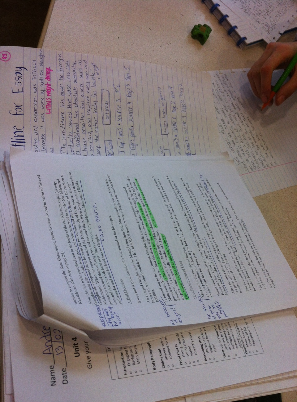 Ethics And Values And Ethical Leaders Management Essay
