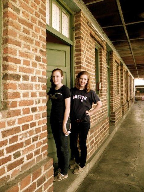 Meg & Mattie
